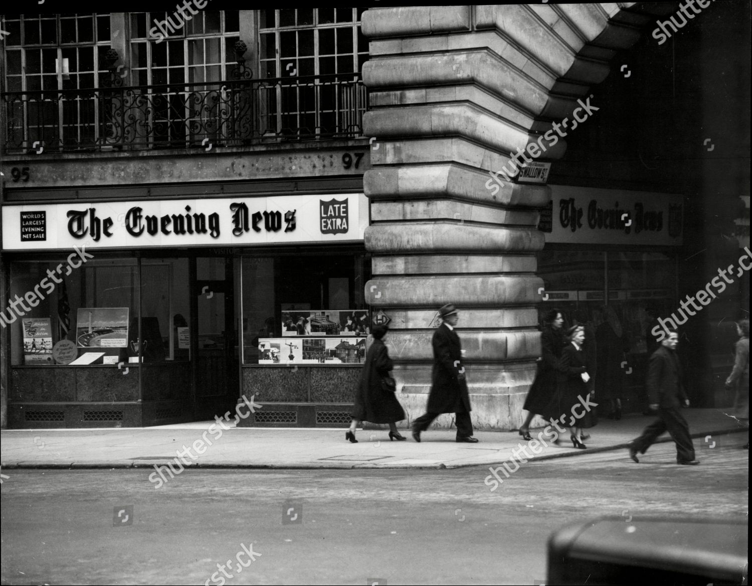 Industry Printing Evening News Newspaper West End Editorial