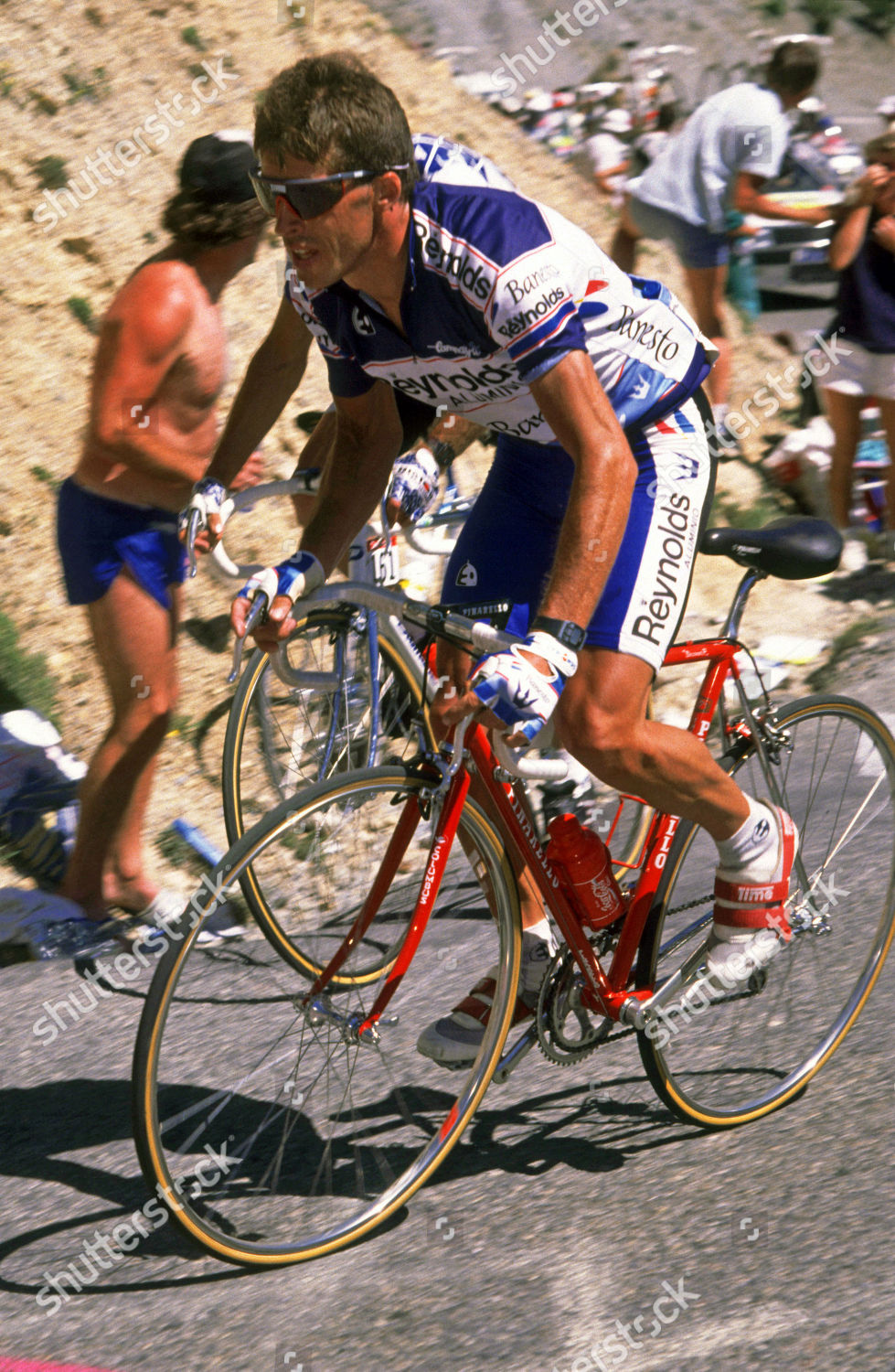 Tour De France 1989 Stage 16 Tuesday Editorial Stock Photo Stock Image Shutterstock