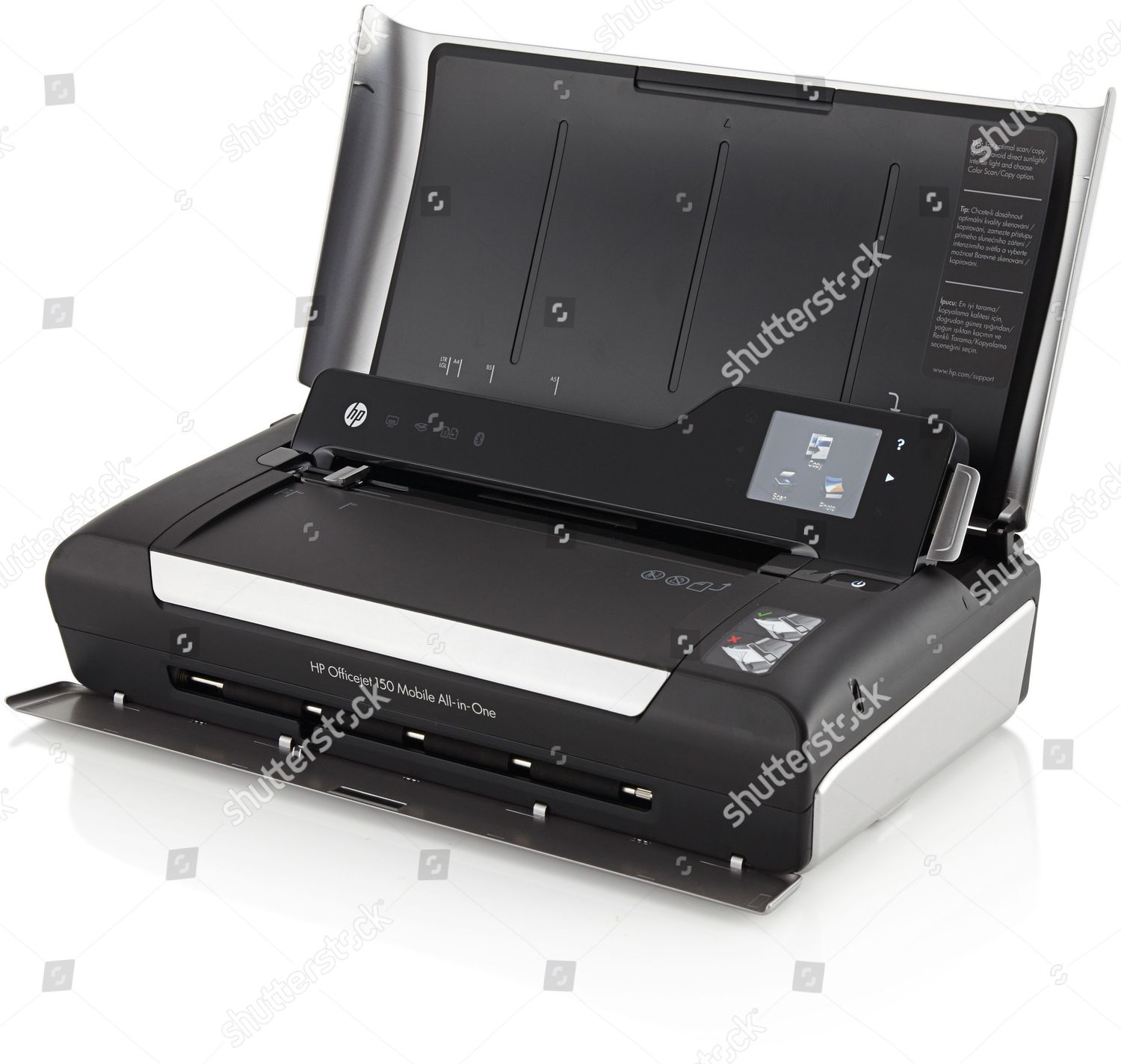 Hp Officejet 150 Mobile Allinone Printer Editorial Stock Photo Stock Image Shutterstock