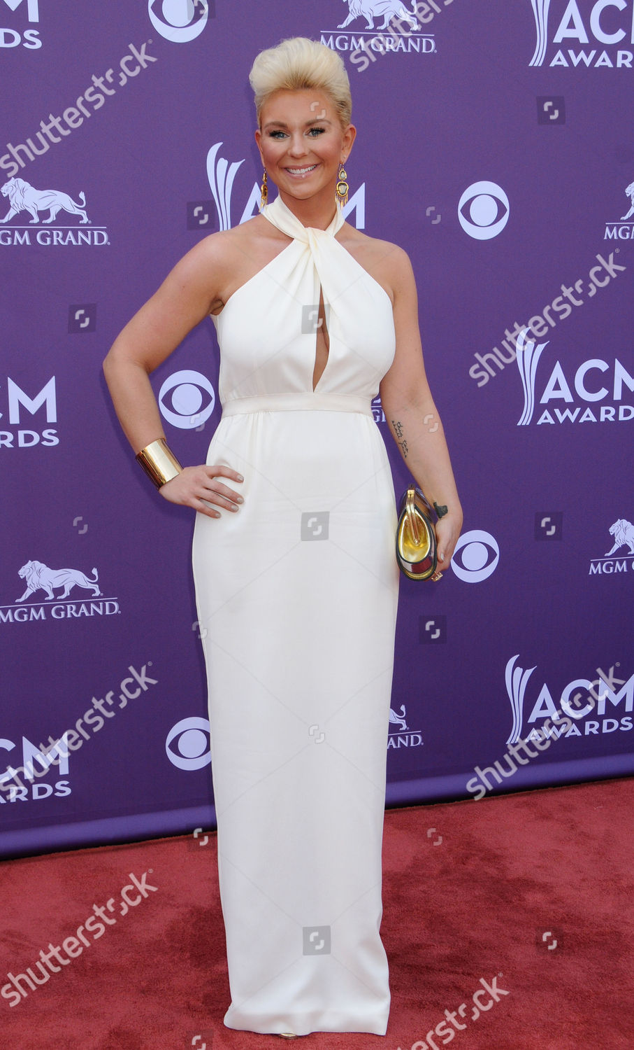 Stock photo of 48th Annual Academy of Country Music Awards, Las Vegas, America - 07 Apr 2013