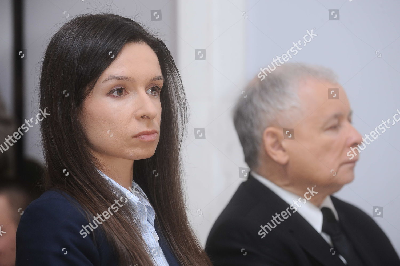 Stock photo of Lech Kaczynski Biography Launch, Warsaw, Poland - 09 Apr 2013