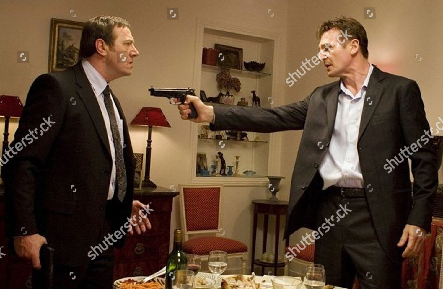 Taken 2008 Olivier Rabourdin Liam Neeson Editorial Stock Photo Stock Image Shutterstock