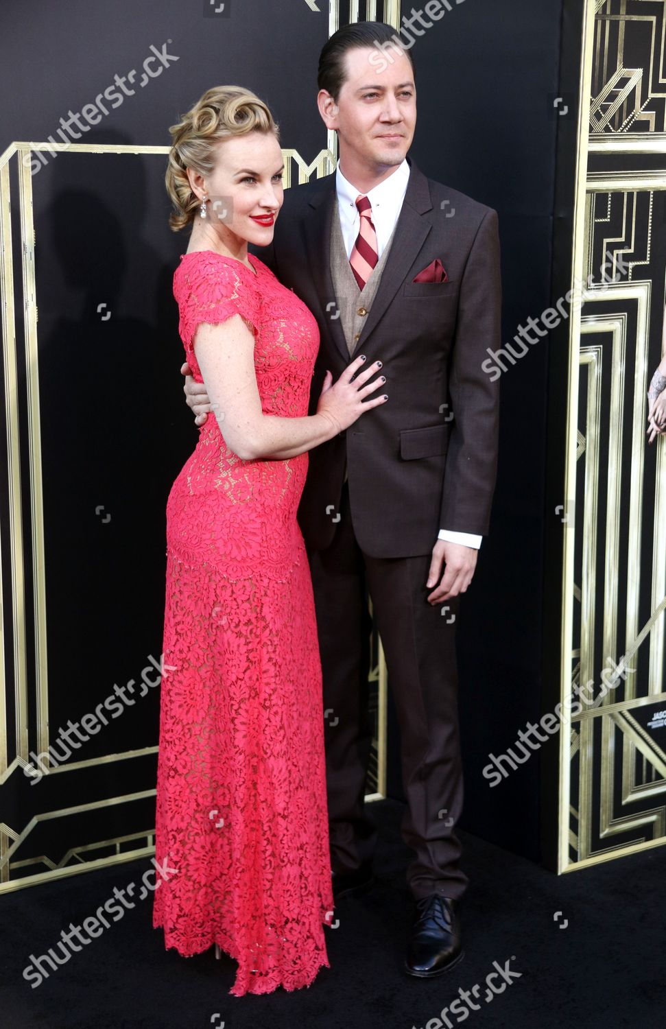 Kate Mulvany Guest Editorial Stock Photo - Stock Image