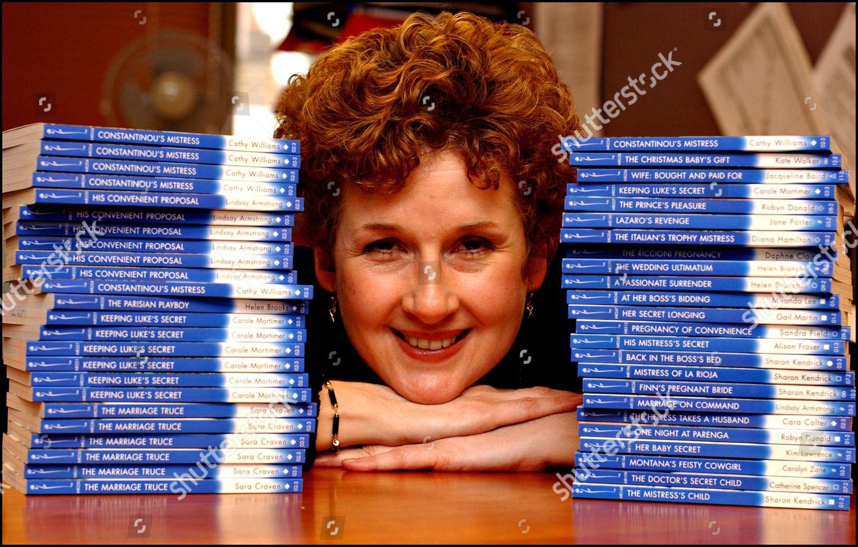 Tessa Shapcott Editor Mills Boon Mills Boon Editorial Stock Photo