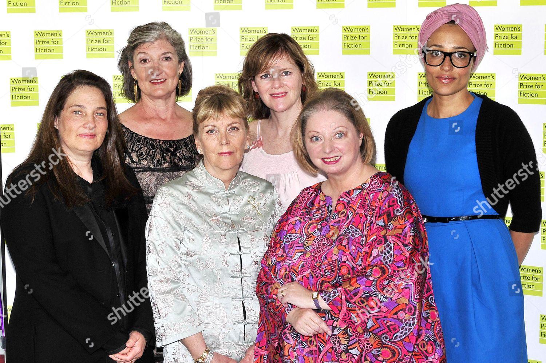 Stock photo of Women's Prize for Fiction 2013, London, Britain - 05 Jun 2013