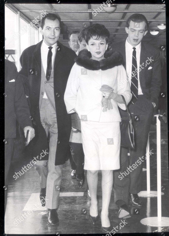 Judy Garland Husband Mark Herron Fly Out Editorial Stock Photo Stock Image Shutterstock
