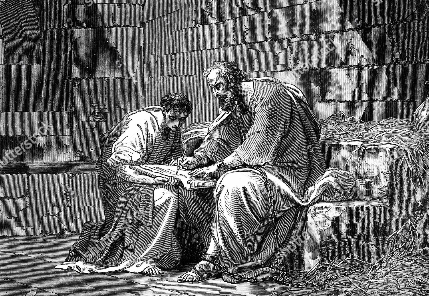 the apostle pauls writings to the people When claudius died in 55, priscilla and aquila returned to rome and again hosted a church in their home, to whom paul sent greetings in his letter to the romans.
