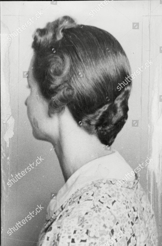 Tring Hay Hair Fashions 1940 1945 Editorial Stock Photo Stock