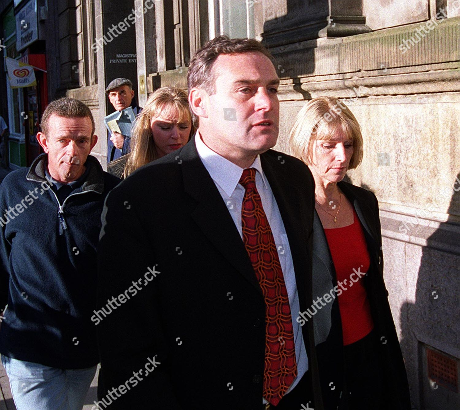 64cbf40cc Southampton Fc Manager David Jones Arriving At Liverpool Magistrates Court. He  Is Being Accused Of
