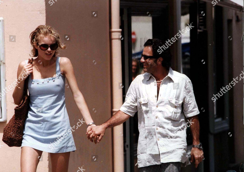 Eva Herzigova Boyfriend Tico Torres Editorial Stock Photo Stock Image Shutterstock