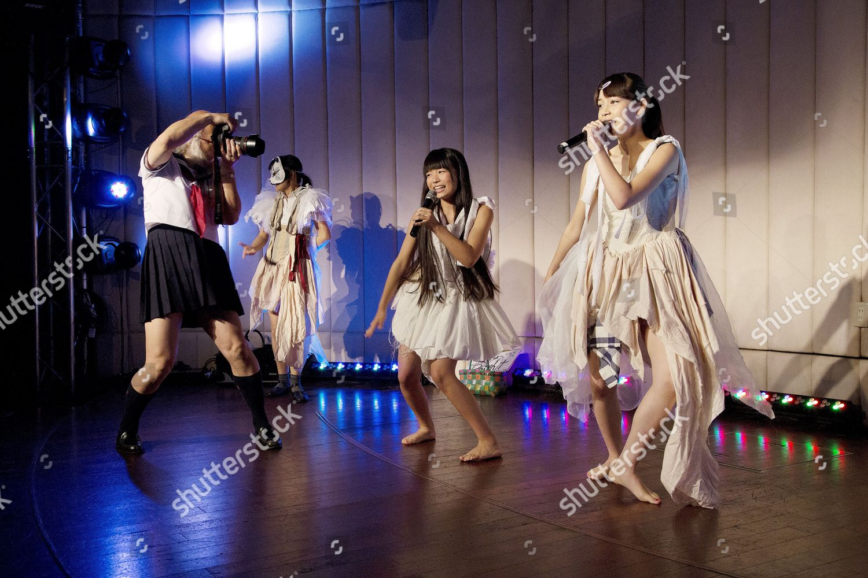 Chaos de Japon GrowHair Hideaki Kobayashi performing