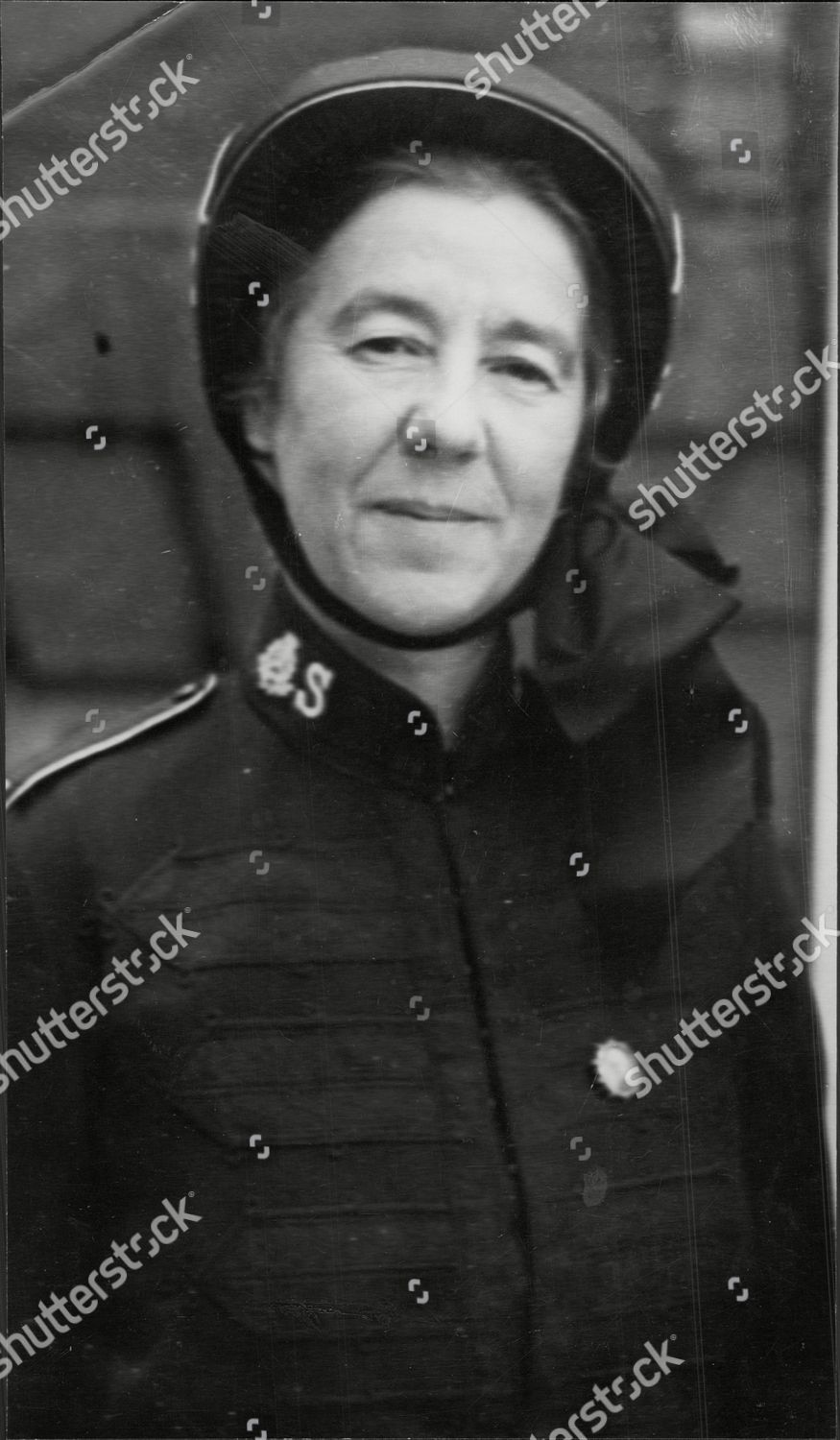 Editorial Stock Photo Of Catherine Bramwell Booth Salvation Army