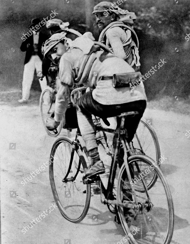 Lucien PetitBreton winner 1907...
