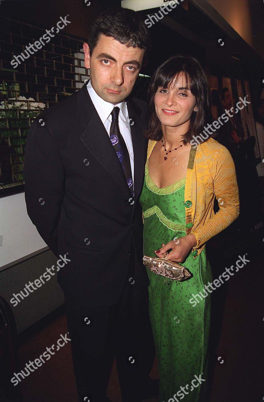 Rowan Atkinson Wife Sumetra Editorial Stock Photo Stock Image Shutterstock