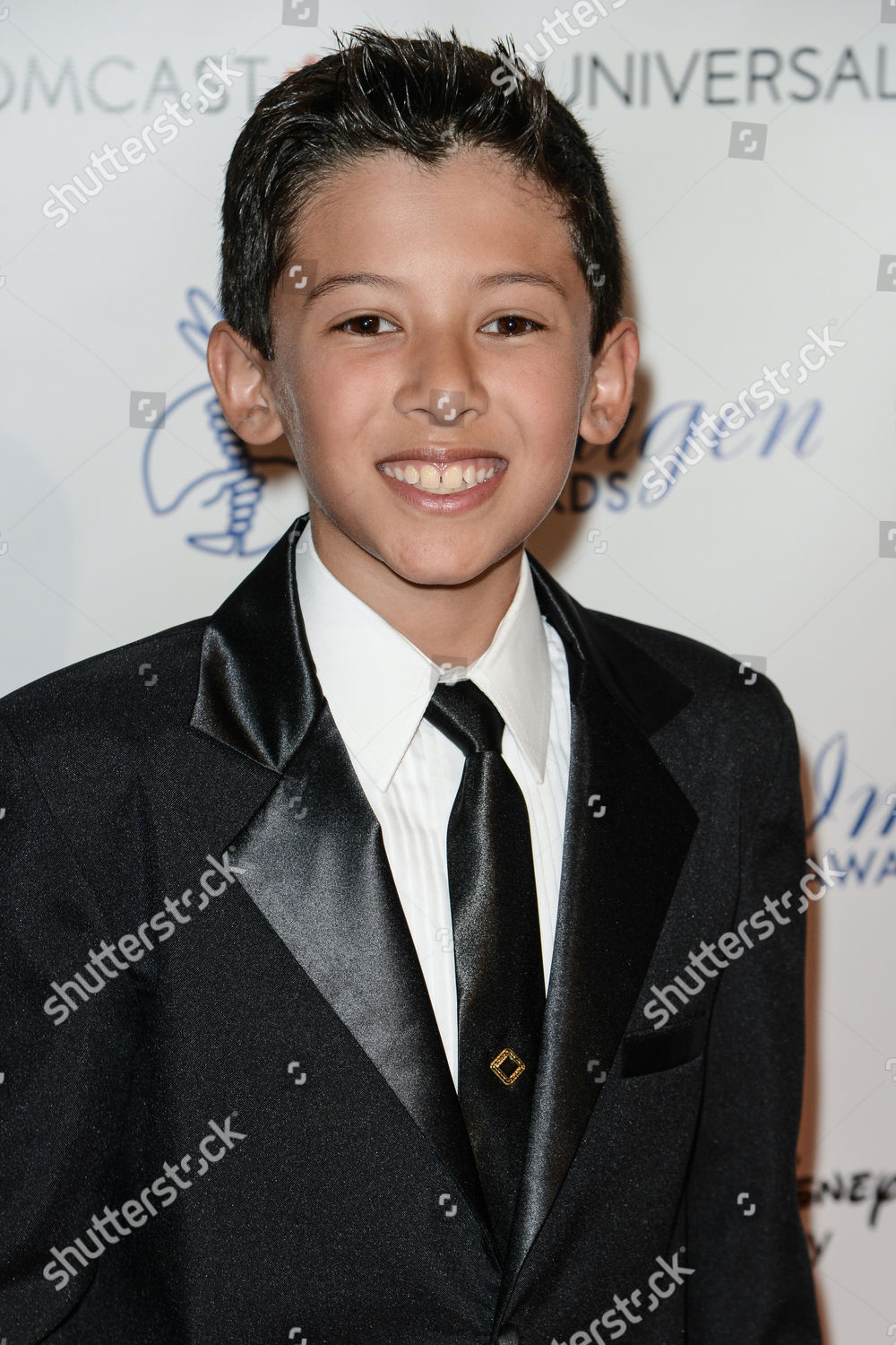 Stock photo of 28th Annual Imagen Awards held at the Beverly Hilton in Beverly Hills, Los Angeles, America - 16 Aug 2013