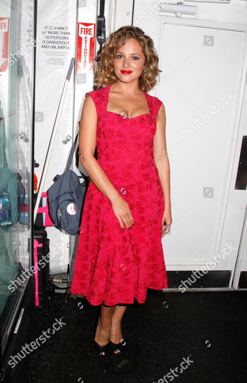 Margarita Levieva Red Dress