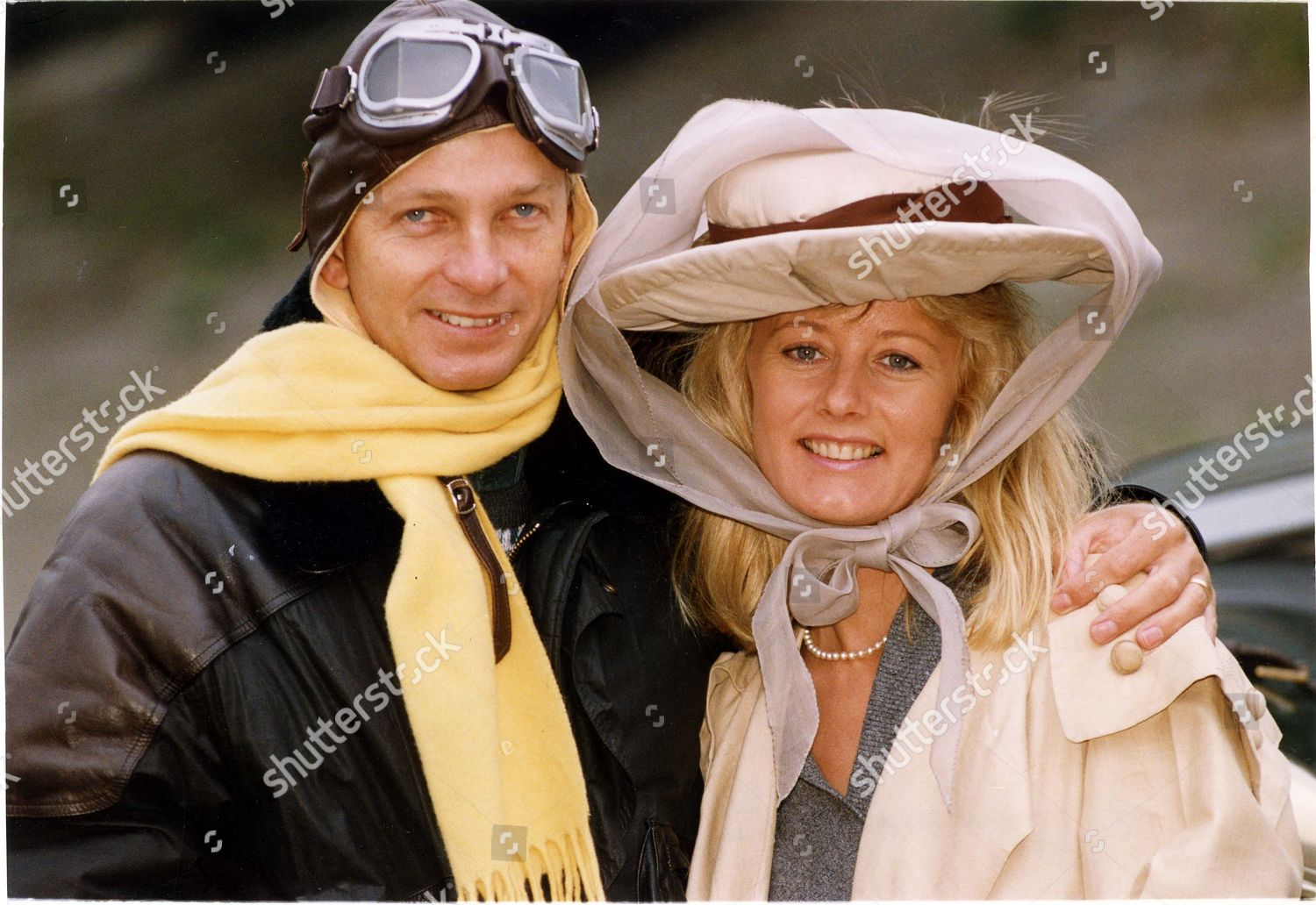 David Thorunn Gower Leave Brooklands Today Drive Editorial Stock Photo Stock Image Shutterstock
