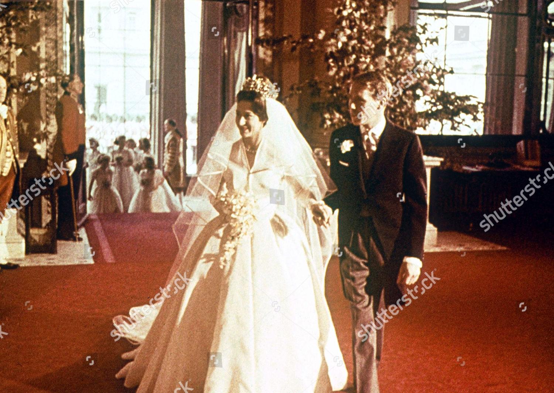 Princess Margaret Lord Snowdon Editorial Stock Photo Stock Image