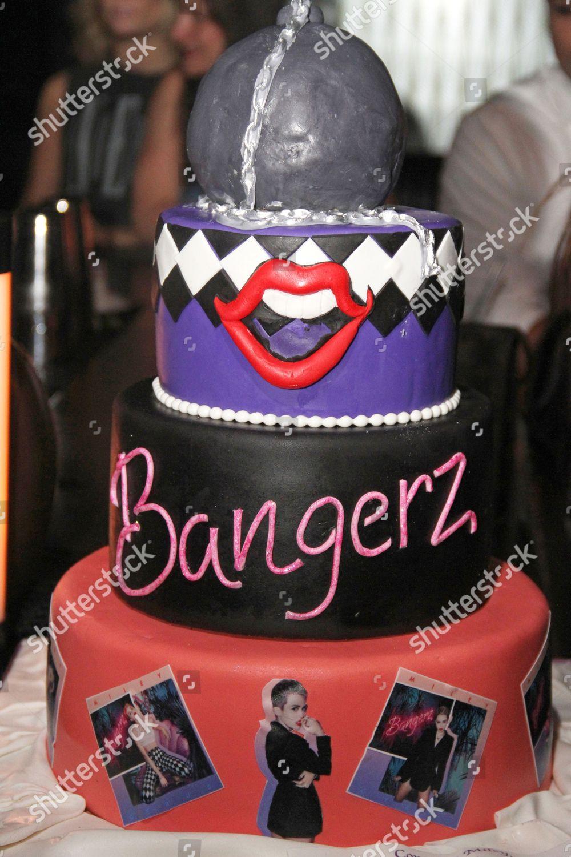 Incredible Bangerz Cake Editorial Stock Photo Stock Image Shutterstock Funny Birthday Cards Online Alyptdamsfinfo
