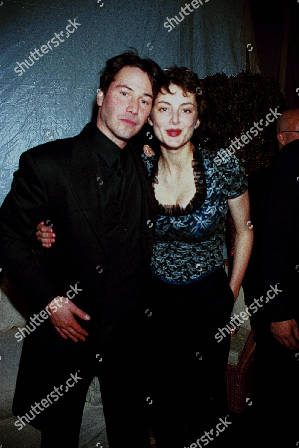 Honor Fraser Keanu Reeves Editorial Stock Photo Stock Image Shutterstock