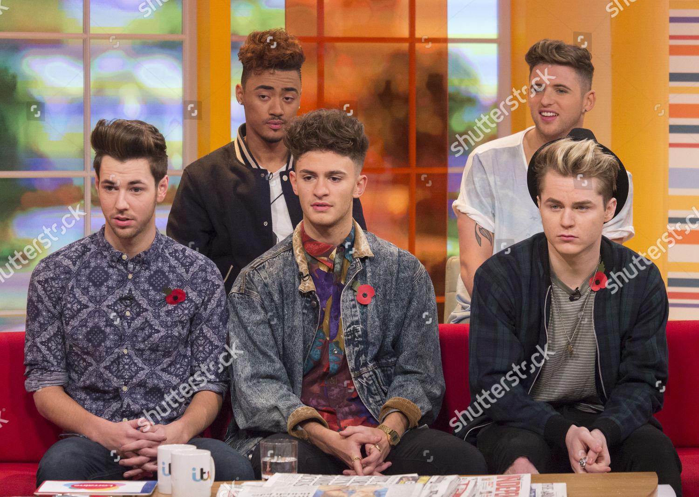 Stock photo of 'Daybreak' TV Programme, London, Britain - 04 Nov 2013