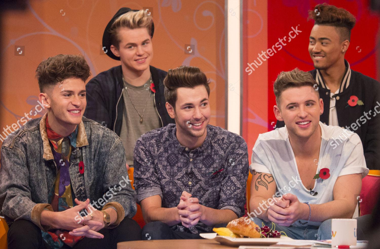 Stock photo of 'Lorraine Live' TV Programme, London, Britain - 04 Nov 2013