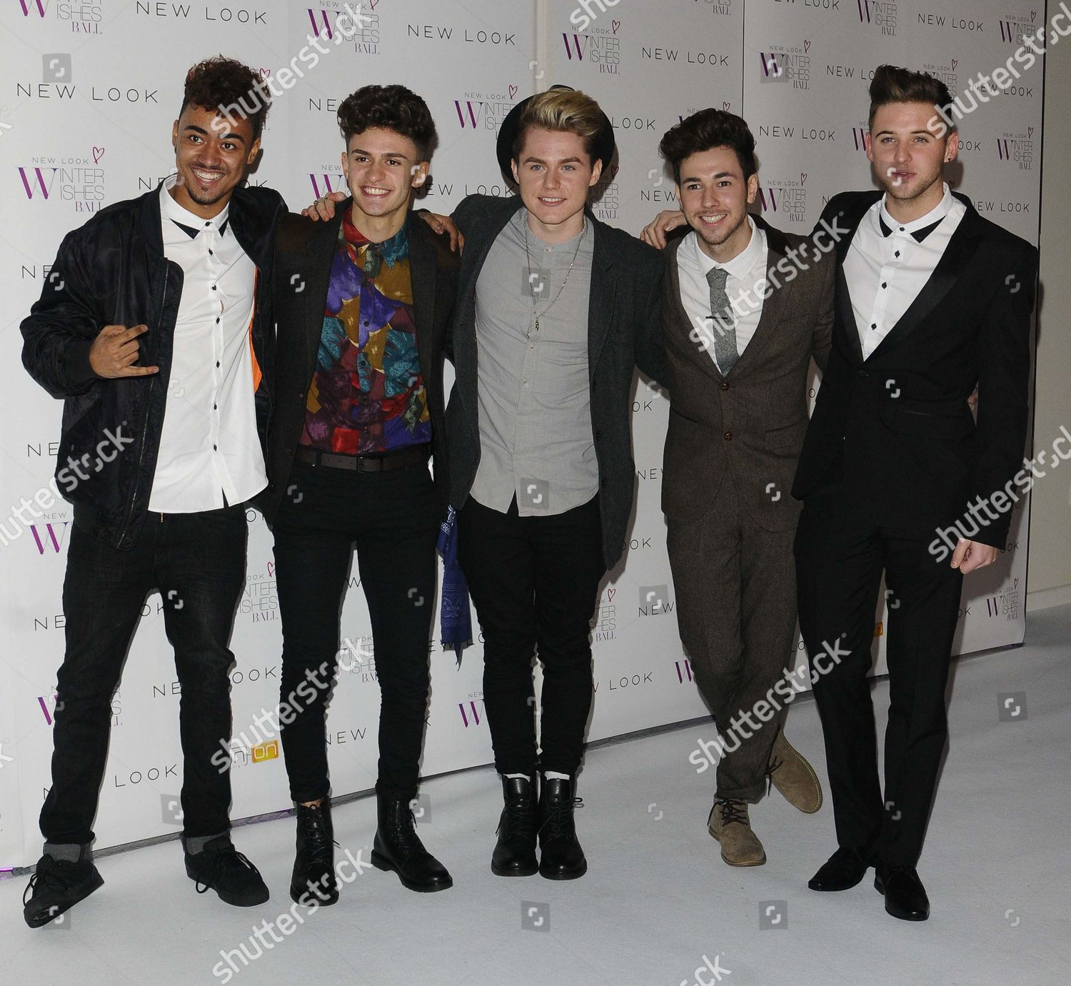 Stock photo of The New Look Winter Wishes Charity Ball, London, Britain - 06 Nov 2013