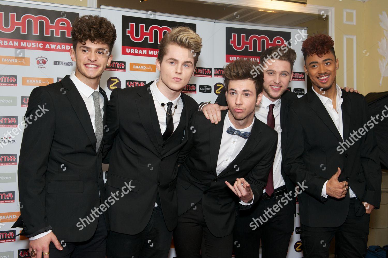 Stock photo of Urban Music Awards, London, Britain - 22 Nov 2013