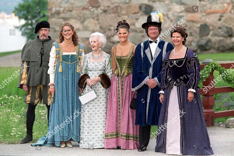 Серебряная свадьба короля Карла Густава и королевы Сильвии