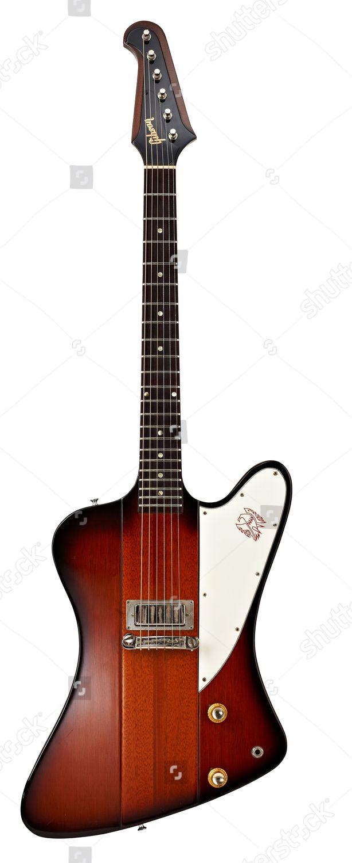 Gibson Firebird Electric Guitar Guitarist Magazine March Editorial