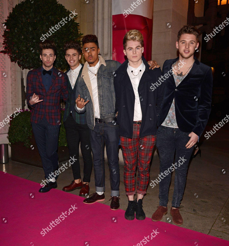 Stock photo of UK Lingerie Awards, Freemasons Hall, London, Britain - 04 Dec 2013