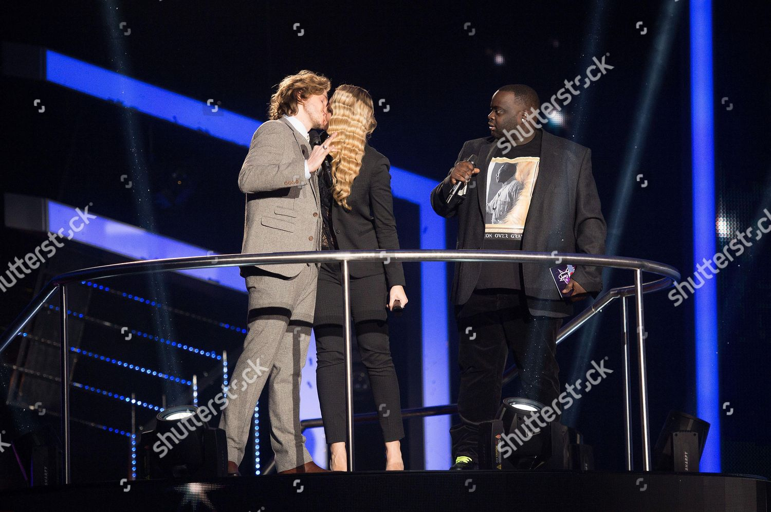 Stock photo of NRJ Music Awards, Cannes, France - 14 Dec 2013