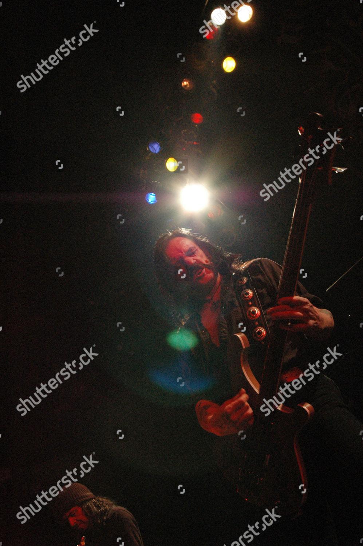 Lemmy singer Motorhead live Colston Hall Bristol Editorial