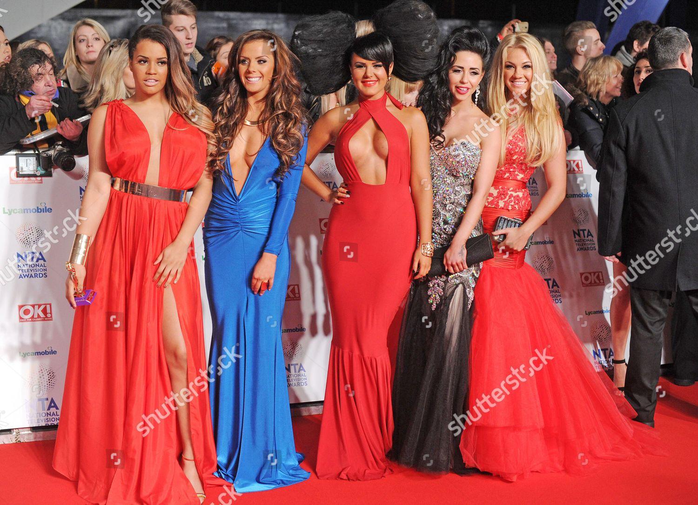 Stock photo of National Television Awards, The O2, London, Britain - 22 Jan 2014