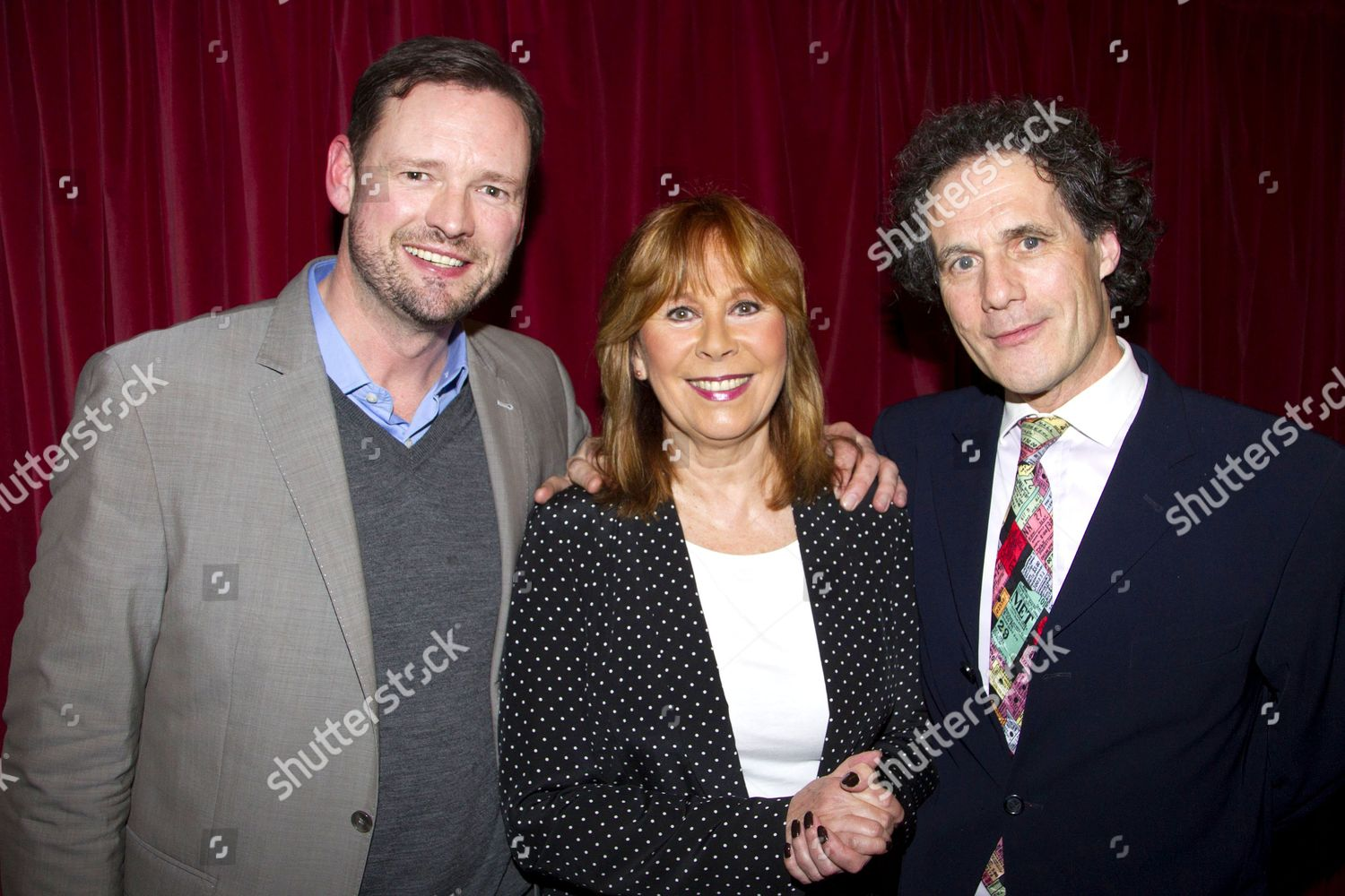 Stock photo of 'Tell Me On A Sunday' play press night and after party, London, Britain - 18 Feb 2014