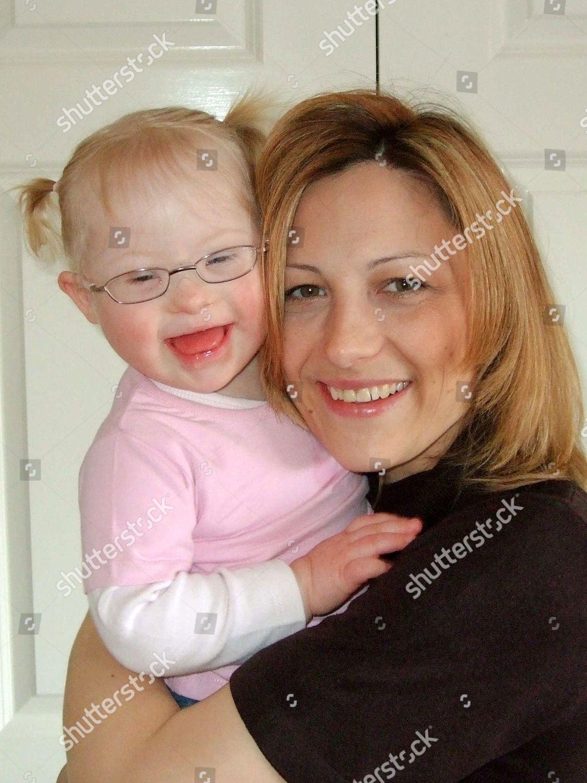 Jo Kent daughter Evie age 2 Editorial Stock Photo - Stock Image