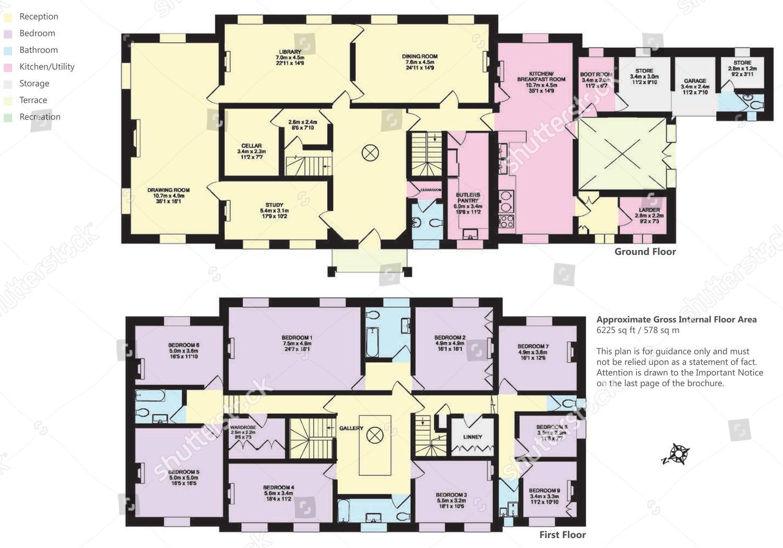 Trematon Castle Floor Plan Editorial Stock Photo Stock Image Shutterstock