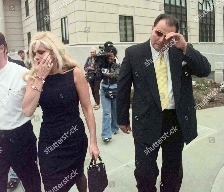 victoria gotti her husband carmine agnello after editorial