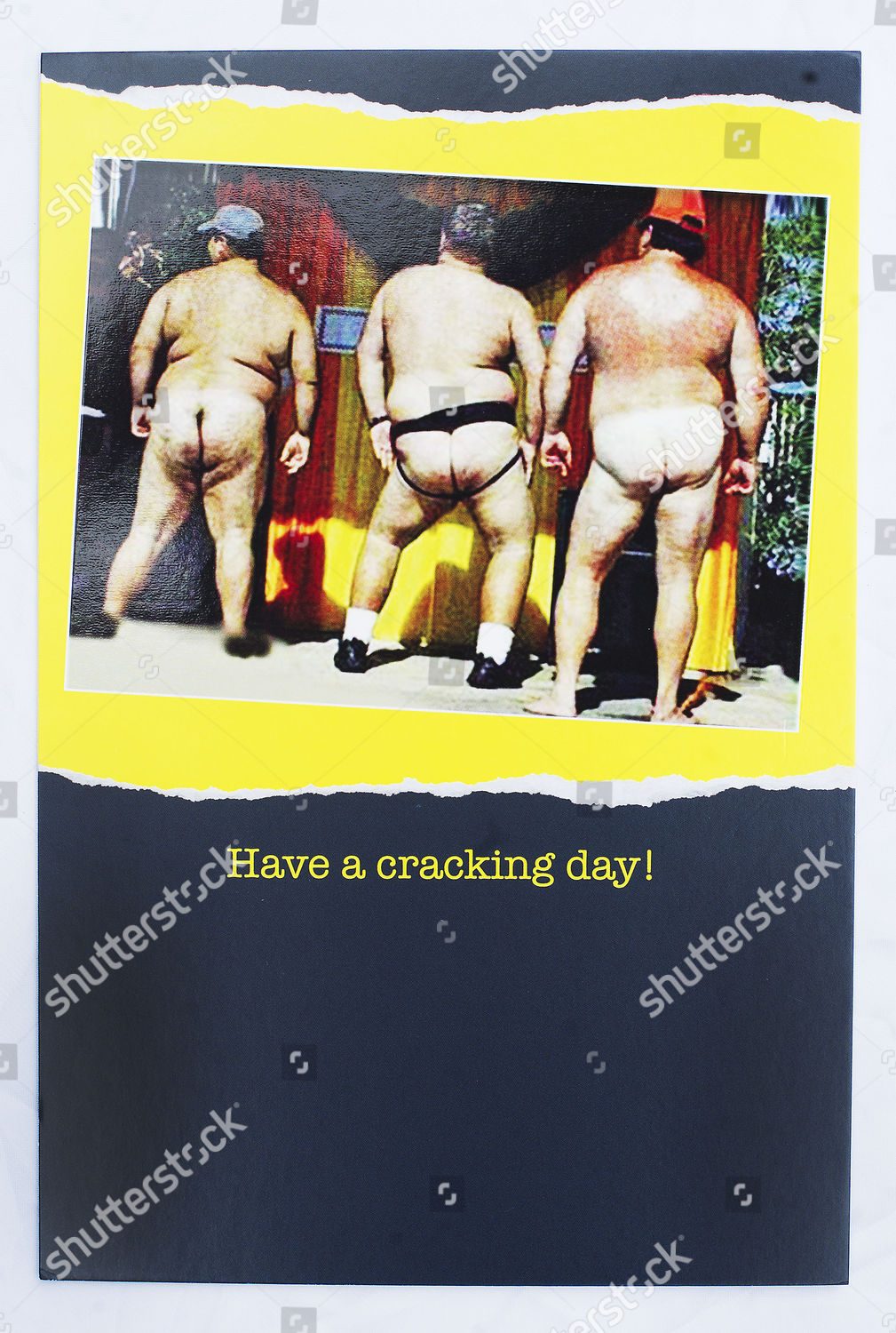 bc517c5434 Offensive Greetings Cards On Sale At A Tesco Store In Ealing. The Cards  Feature Naked
