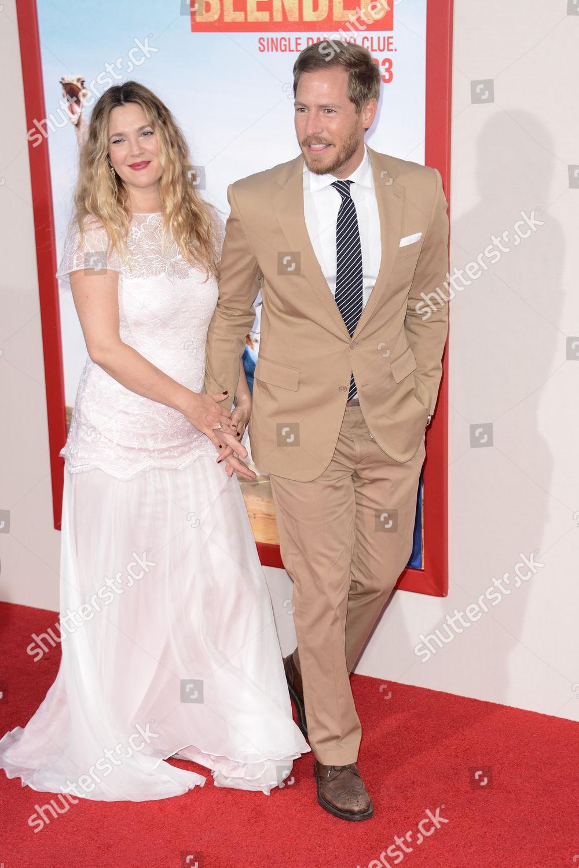 Drew Barrymore husband Will Kopelman Editorial Stock Photo