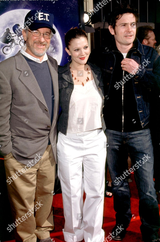 Director Steve Spielberg Drew Barrymore Henry Thomas Editorial Stock Photo Stock Image Shutterstock