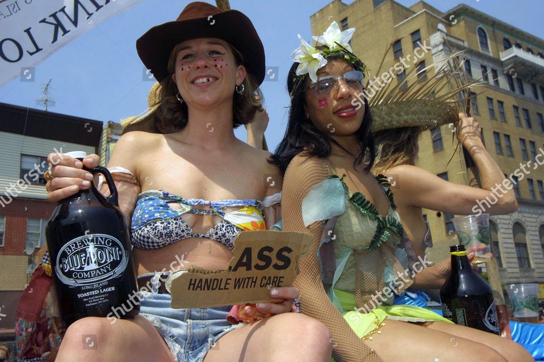 Ass Parade Images women parade editorial stock photo - stock image   shutterstock