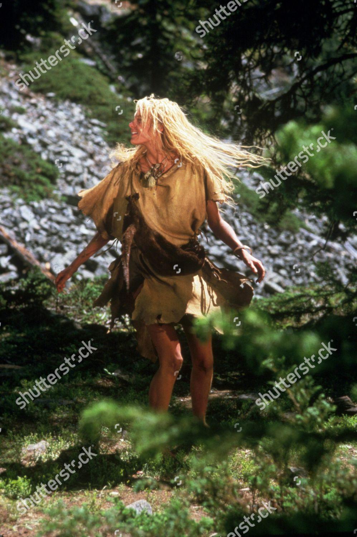 Film Stills Clan Cave Bear 1986 Clothing Editorial Stock Photo