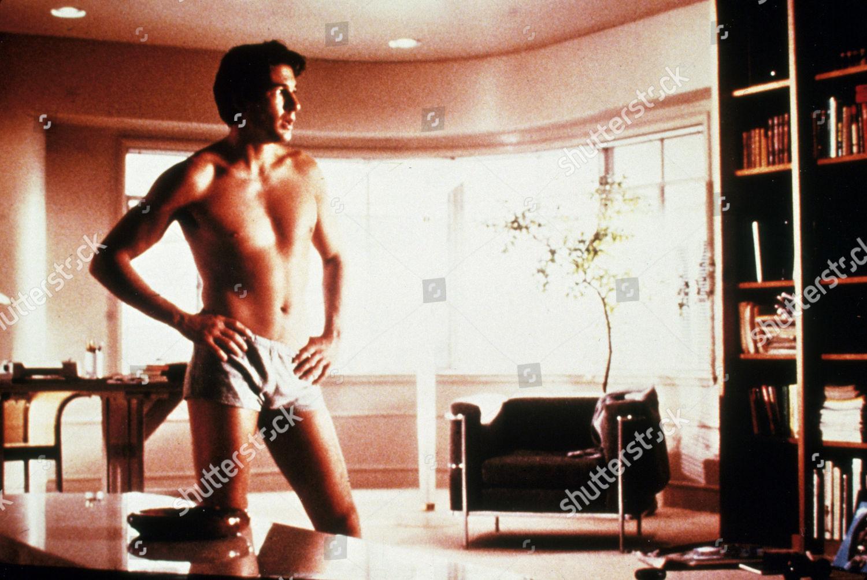 David moretti nude in shower scene