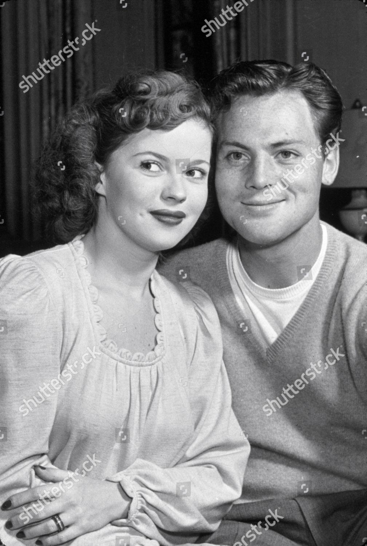 FILM STILLS 1945 JOHN AGAR ENGAGEMENT SHIRLEY Editorial Stock Photo - Stock  Image | Shutterstock