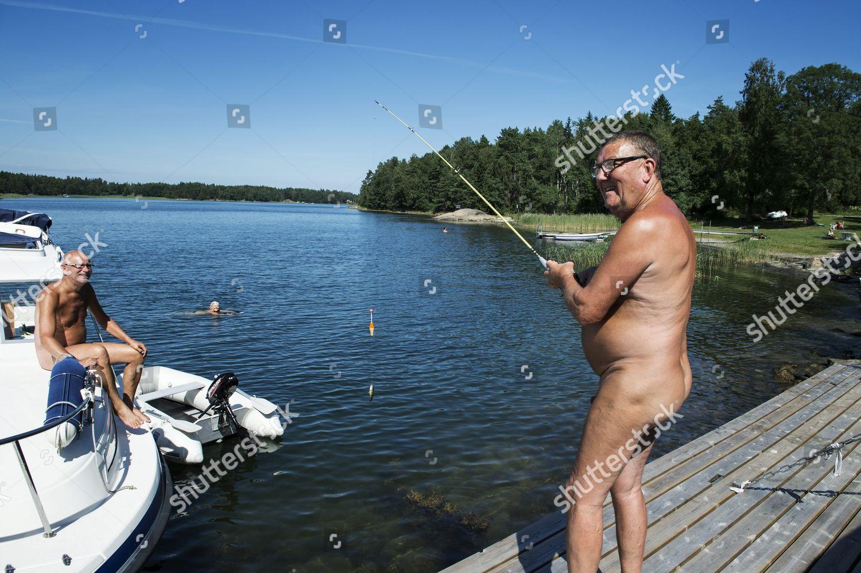 Swedish Nudist