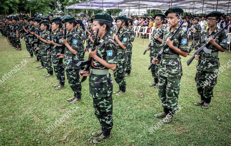 Women cadres National Socialist Council Nagaland Isak Editorial