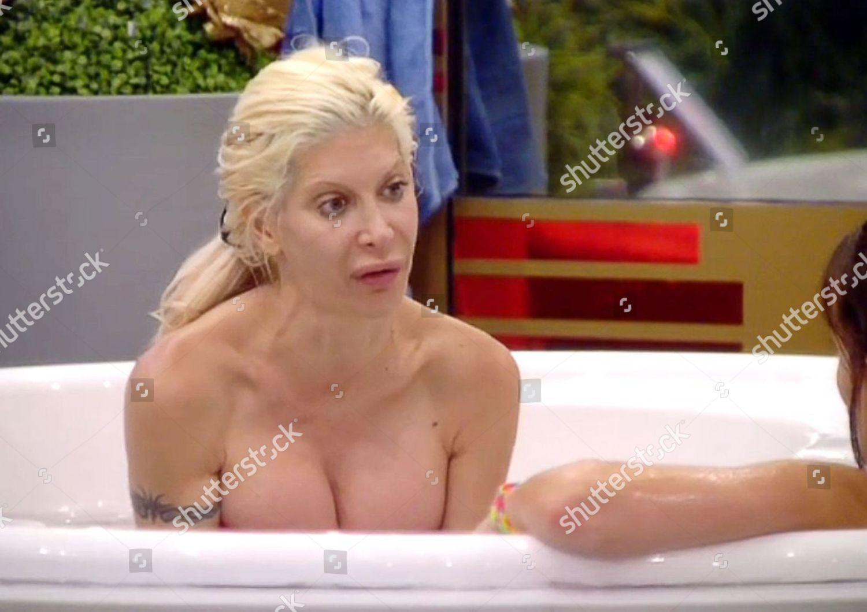 Angelique Morgan Hot angelique morgan jacuzzi editorial stock photo - stock image