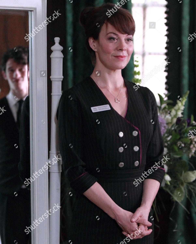 Helen Mccrory Leaving helen mccrory julie ranmore editorial stock photo - stock