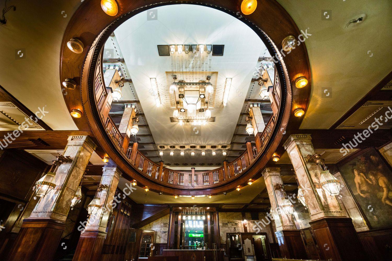 Grand Hotel Europa Prague Czech Republic Redaktionelles Stockfoto Stockbild Shutterstock